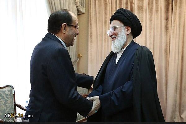 جناب آقای نوری المالکی رئیس ائتلاف دولت قانون عراق، ارتحال آیت الله هاشمی شاهرودی رئیس مجمع تشخیص مصلحت نظام را تسلیت گفت