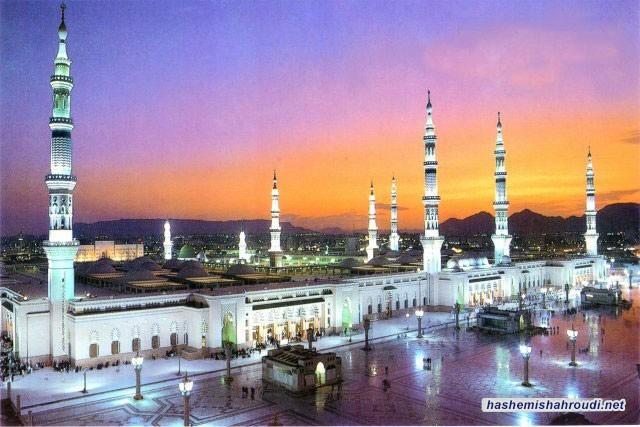تقرير مصور لفعاليات بعثة الحج الدينية لسماحة آية الله العظمى السيد محمود الهاشمي (دام ظله) في المدينة المنورة