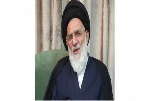 بيان تعزية سماحة اية الله العظمى السيد محمود الهاشمي (مد ظله) بمناسبة وفاة اية الله الشيخ حائري شيرازي