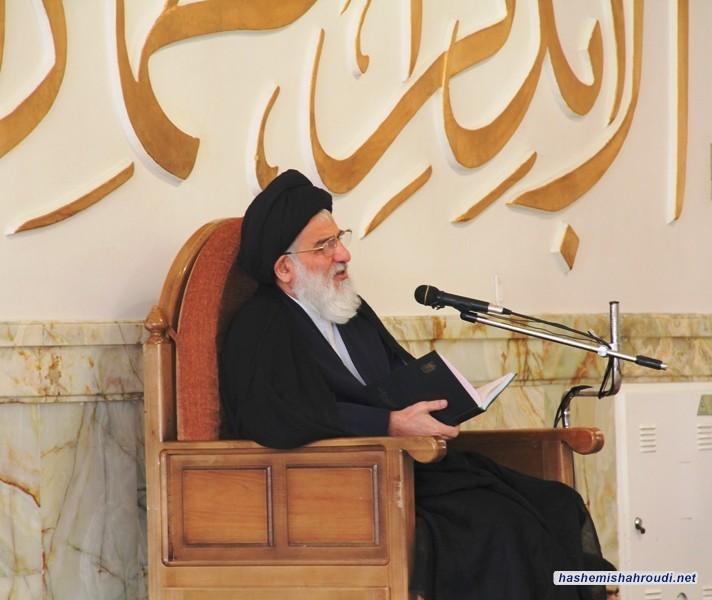 Remarks of Grand Ayatollah Hashemi e Shahroudi at thebeginning ofthe academic year of Howza'sKharejDorus